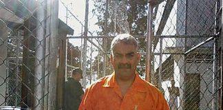 Sargento de la Policía Metropolitana(R) Julio Rodríguez abandona la cárcel militar de Ramo Verde por una medida humanitaria.