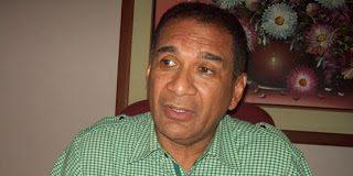 Denny Mirabal, secretario general de la Federación Venezolana de Maestros