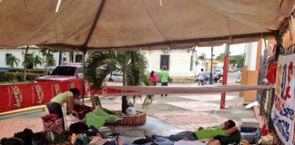 Tercer día de huelga de hambre por los presos políticos de Socopó