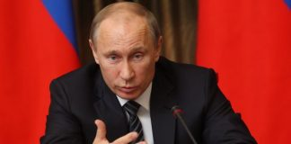 El presidente ruso, Vladímir Putin. / SASHA MORDOVETS (GETTY)