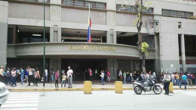 Palacio de Justicia (Foto VAF)