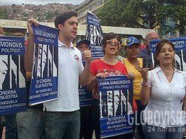 IMDS/Derlys Marchán / Globovisión