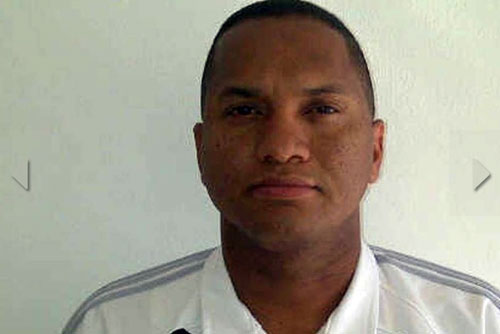 Héctor José Rovain, ex funcionario de la Policía Metropolitana. (Foto El Carabobeño)