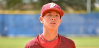 Héctor Luis Rovaín Jiménez tiene 15 años y desde los 3 y medio practica este deporte en su país. (ÁLVARO MATA)