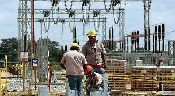 trabajadores electricos