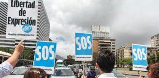 Los dirigentes del gremio periodístico temen mayor hermetismo   Foto: Manuel Sardá
