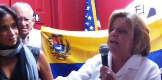 Venezuela Awareness (Foto Ros-Lehtinen)