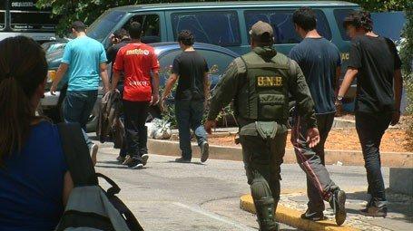 detenidos-protesta_Margarita