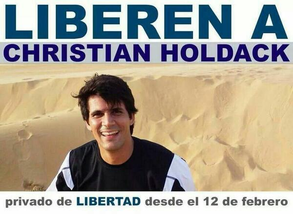 CHRISTIAN HOLDACK