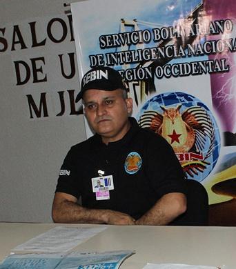Comisario Caderon
