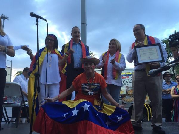 Venezolanos Voluntarios Anonimos
