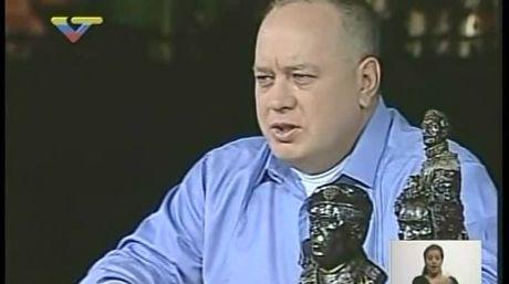 Diosado Cabello, diputado a la Asamblea Nacional | Captura VTV