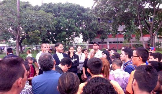 La defensa detectó una serie de inconsistencias en el expediente hecho contra apresados de Voluntad Popular Foto Oscar Murillo